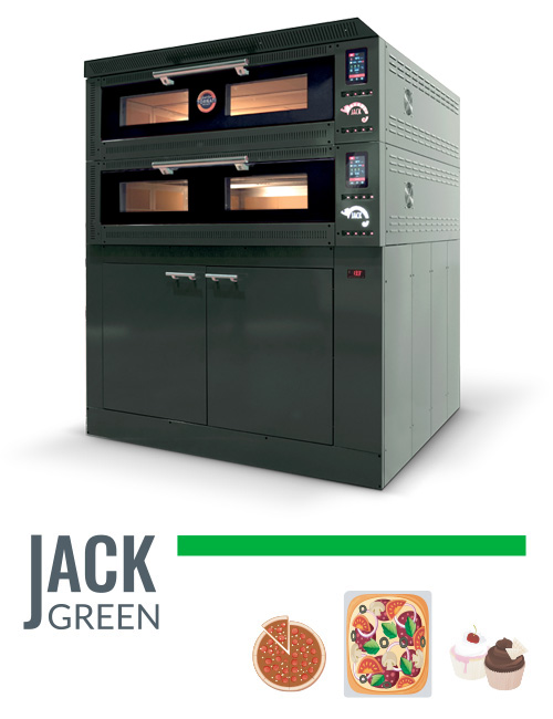forno elettrico made in italy Jack Green