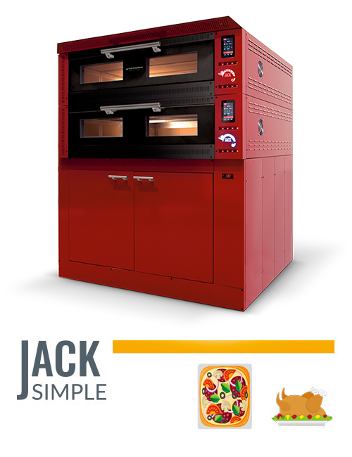 ovens for gastronomy Jack Simple