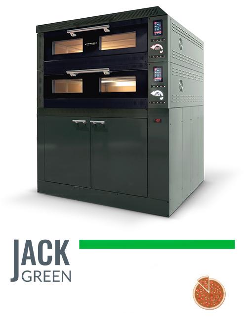 ovens for pizzerias Jack Green